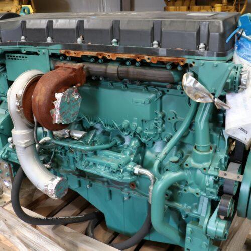 Greeinsh Volvo diesel engine,